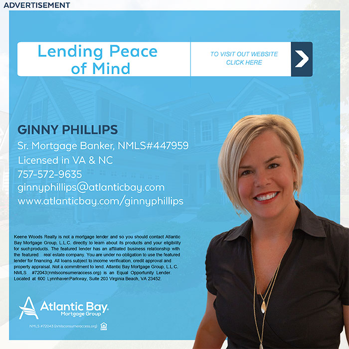 Lending Peace of Mind - Ginny Phillips